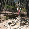 French cross, Serra da Labruja
