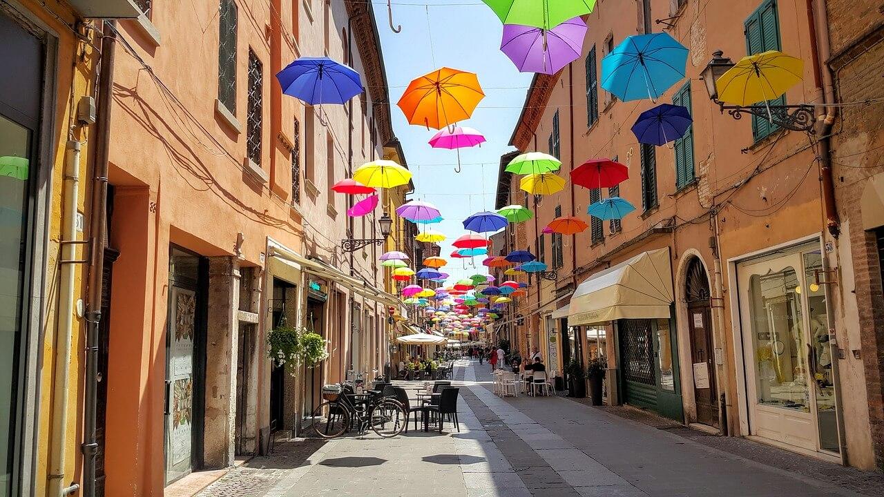 Veneza a Mantova