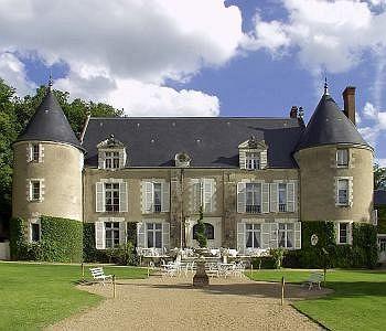 Chateau De Pray, Amboise, França