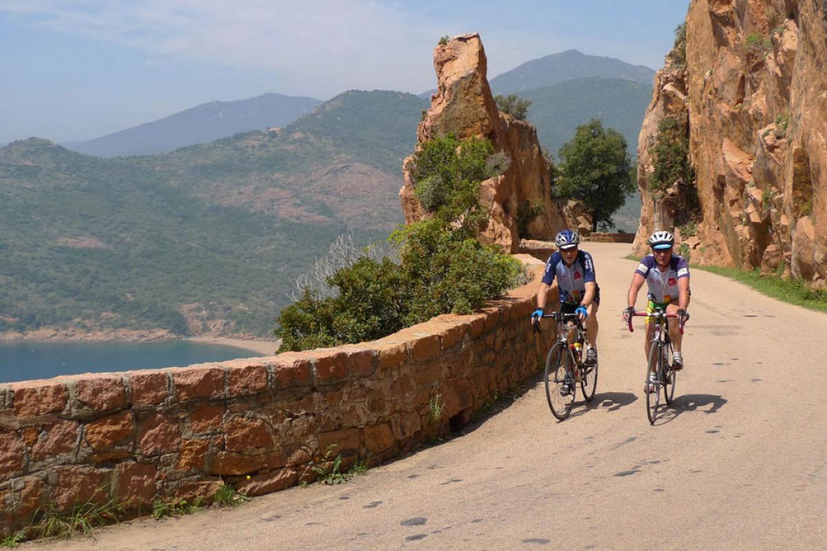 CYCLO CORSICATOUR : Tour de Corse à vélo | Emagazine et guide de ...