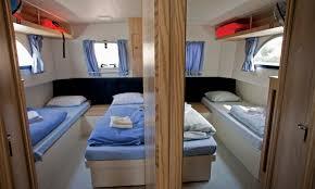 Hausboot Calypso praktisches Hausboot 3 Kabinen