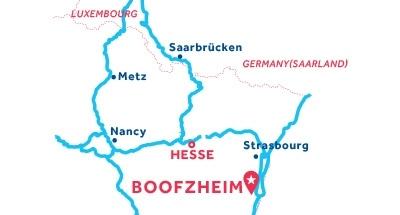 Tourisme Fluvial en Alsace - Location Bateau sans Permis | Le Boat